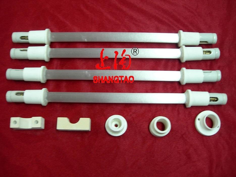 Quartz Short Wave Infrared (IR) Heating Lamps