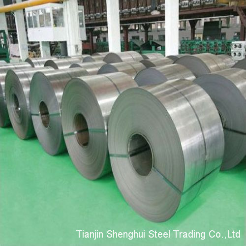 China Mainland of Origin Galvanized Steel Coil for D*52D+Z