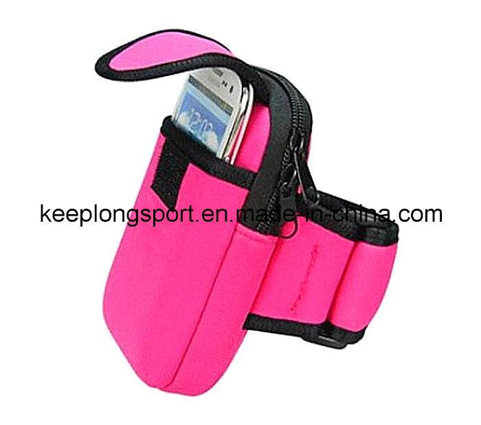 Customized Neoprene Phone Case, Neoprene Cellphone Bag, Neoprene Phone Pouch
