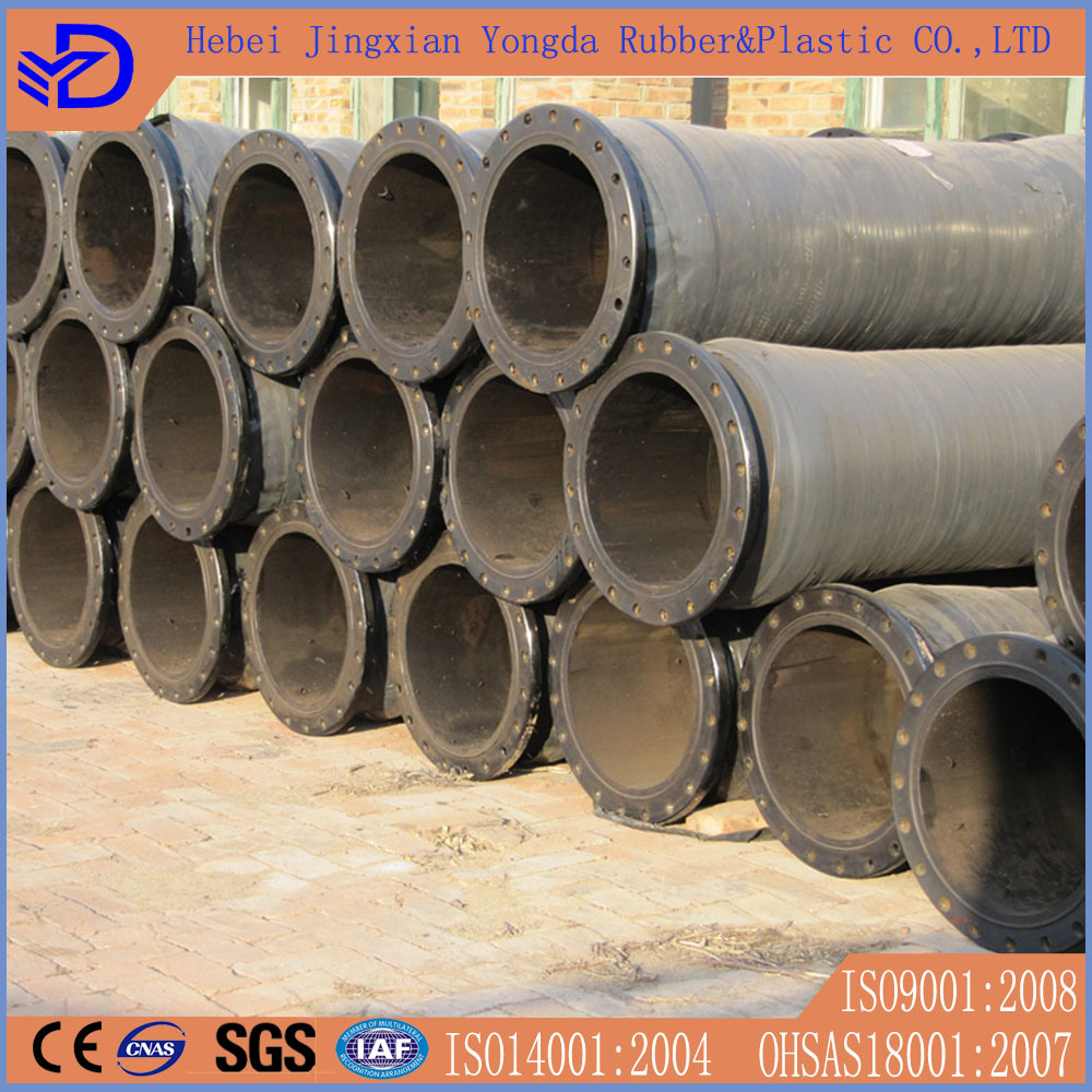 Industrial Flexible Large Diameter Rubber Hose