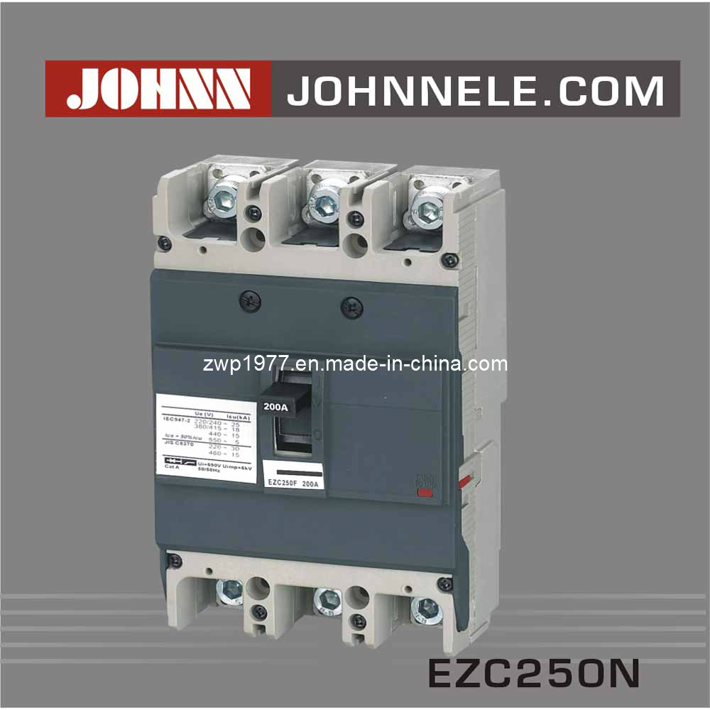 Ezc 250n Moulded Case Circuit Breaker