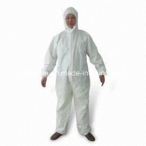 Sns Coverall Disposable Protective Clothing with High Quality