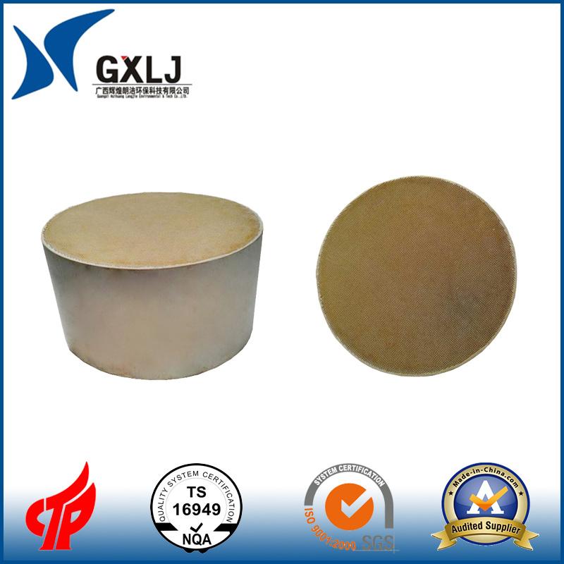 Honeycomb Ceramic Catalyst (Good Quality Finished Catalyst Coating)