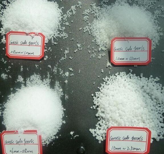 Sodium Hydroxide Pearls/Flakes 99% Caustic Soda