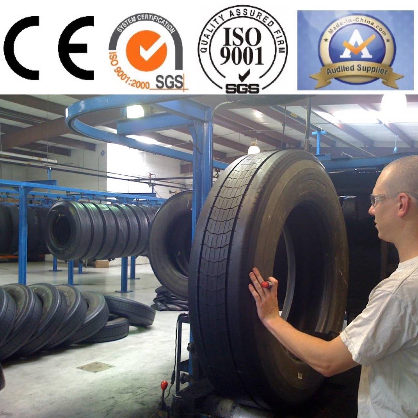 Retreading Tyres by Vulcanising Equipment