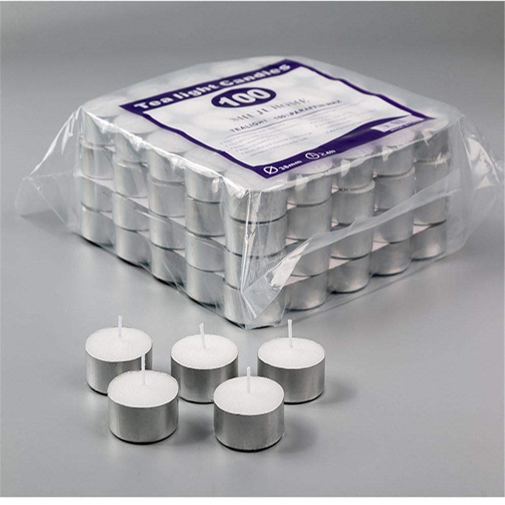 12g Tealight Candle Export to Australia India Israel