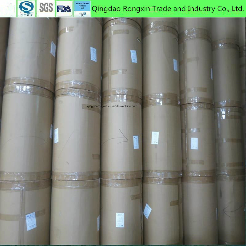 Food Grade Double Sides PE Coated Paper in Rolls