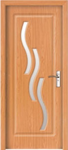 Wooden PVC Door (BG-P9087)