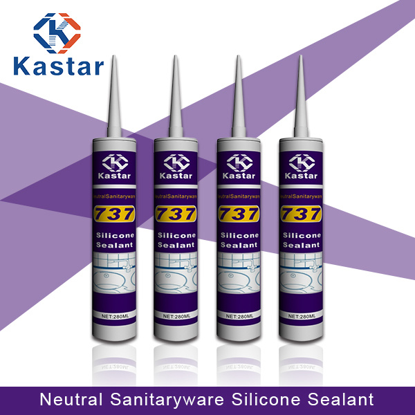 SGS Certification High Quality Silicone Sealant (Kastar 737)