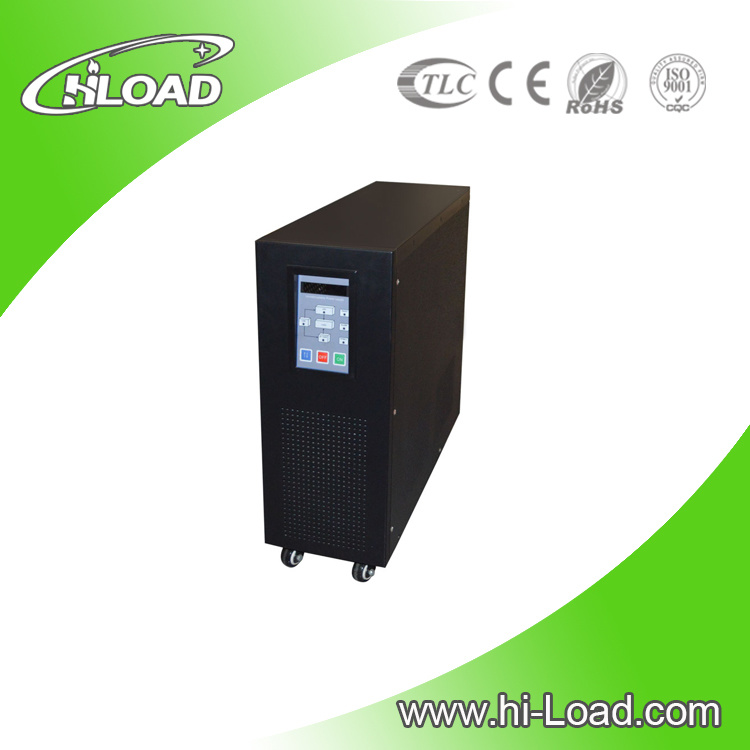 Eco-Friendly Low Frequency Single Phase Online UPS
