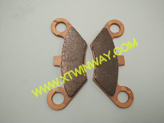 Ww-5127 Motorcycle Part, Non-Asbestos, ATV 200 Motorcycle Brake Pad,