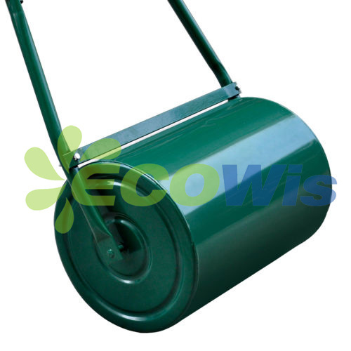 Heavy Duty Water-Filled Lawn Rollers Steel (HT5419)