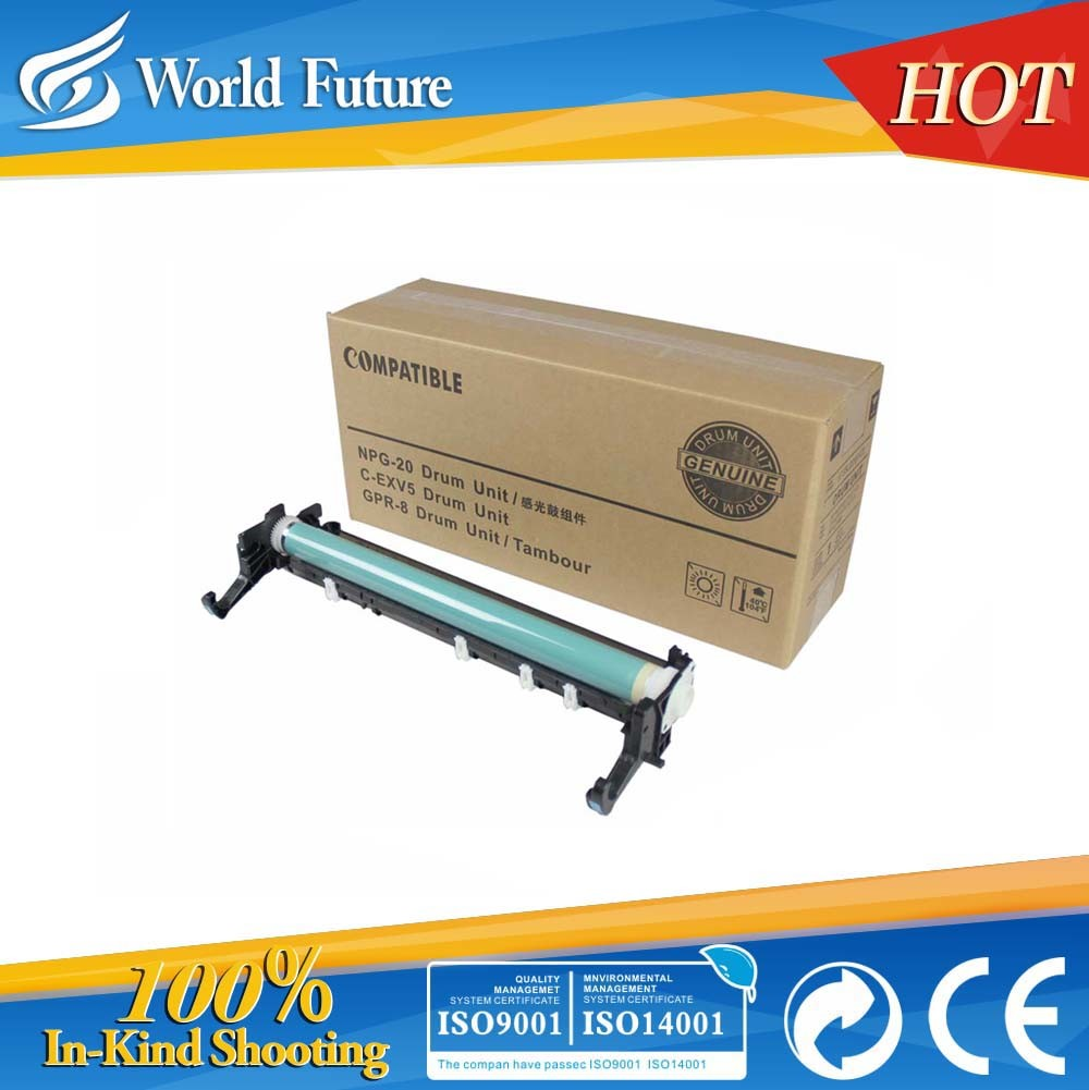 Npg20/Gpr8/C-Exv5 Toner Cartridge (Drum Unit) for Conon IR1600/1610/2000/2010