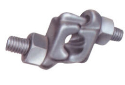 Wire Rope Clip, Carbon or Malleable Steel