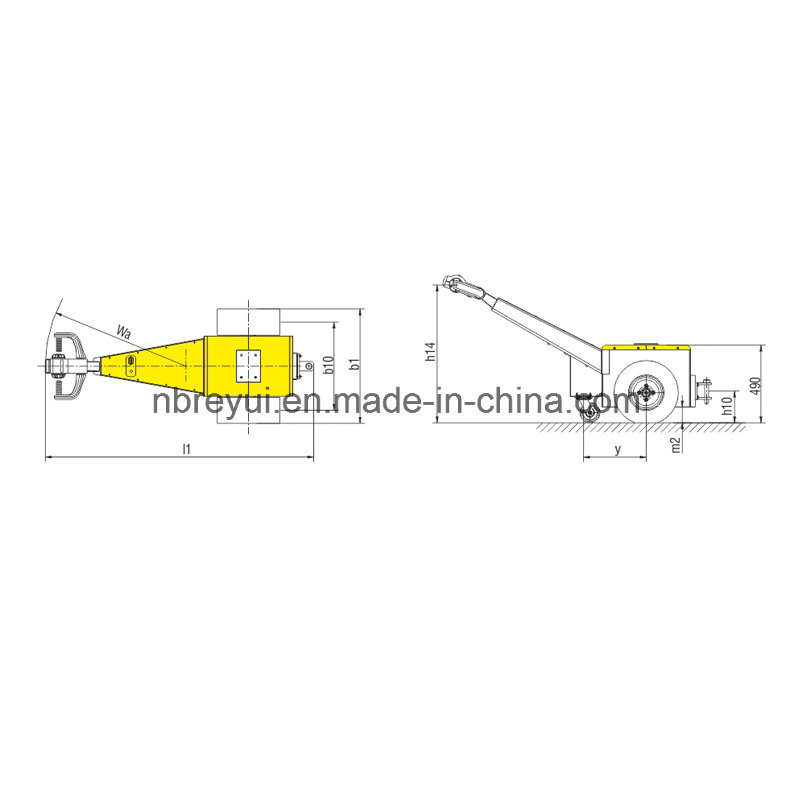 1.5t Electric Puller