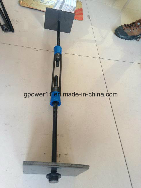 Precast Concrete Welding Four Strut Coil Tie/ Formwork Coil Tie