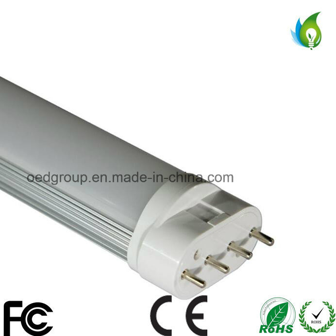 22W 2200lm 2g11 LED Tube with CE RoHS Approved