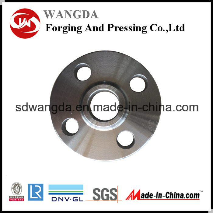 ANSI B 16.5 Calss 150- 600 Slip-on Flanges
