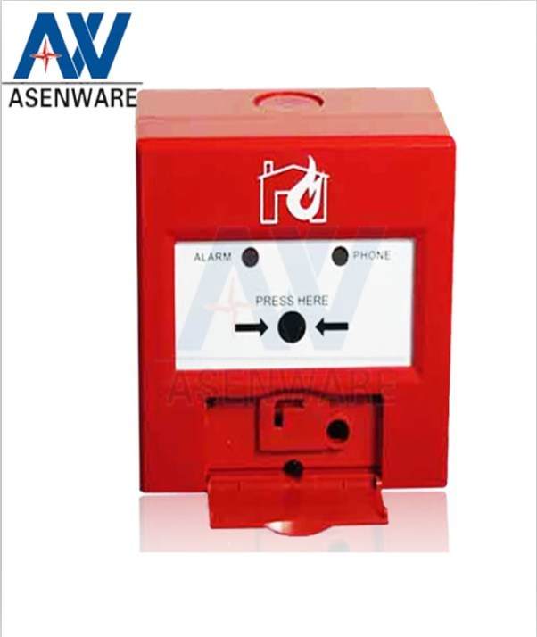 Fire Alarm System Addressable Manual Call Point