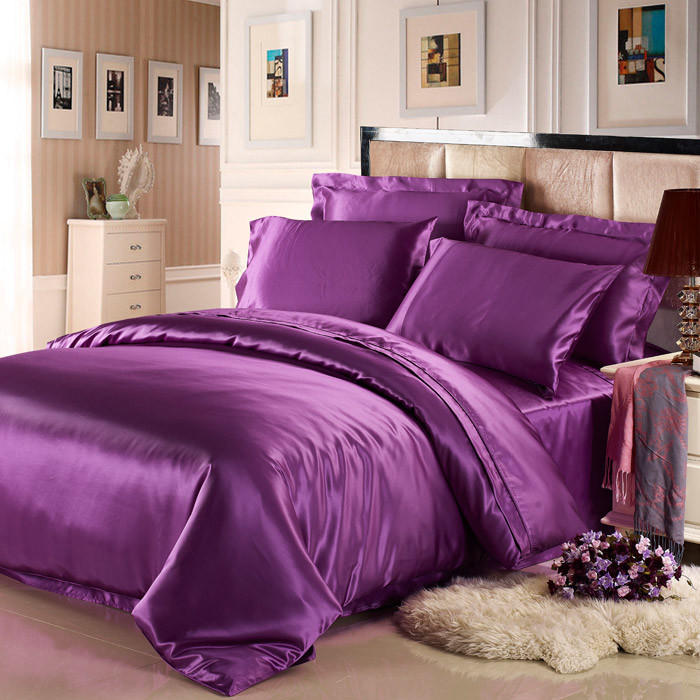 2015 Hot Selling 100% Mulberry Silk Bed Sheet