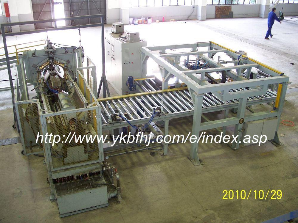 High Speed Steel Drum Making Machine 55 Gallon 210liter