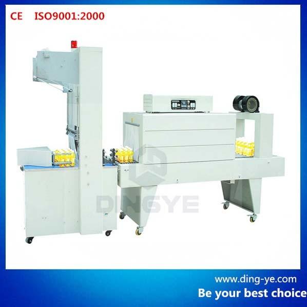 Semi-Auto Sleeve Wrapping Machine (BZJ5038B)