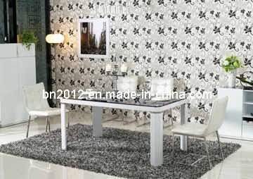 Dining Table and New Stelish Dining Chair Set (CT-163 CY-112)