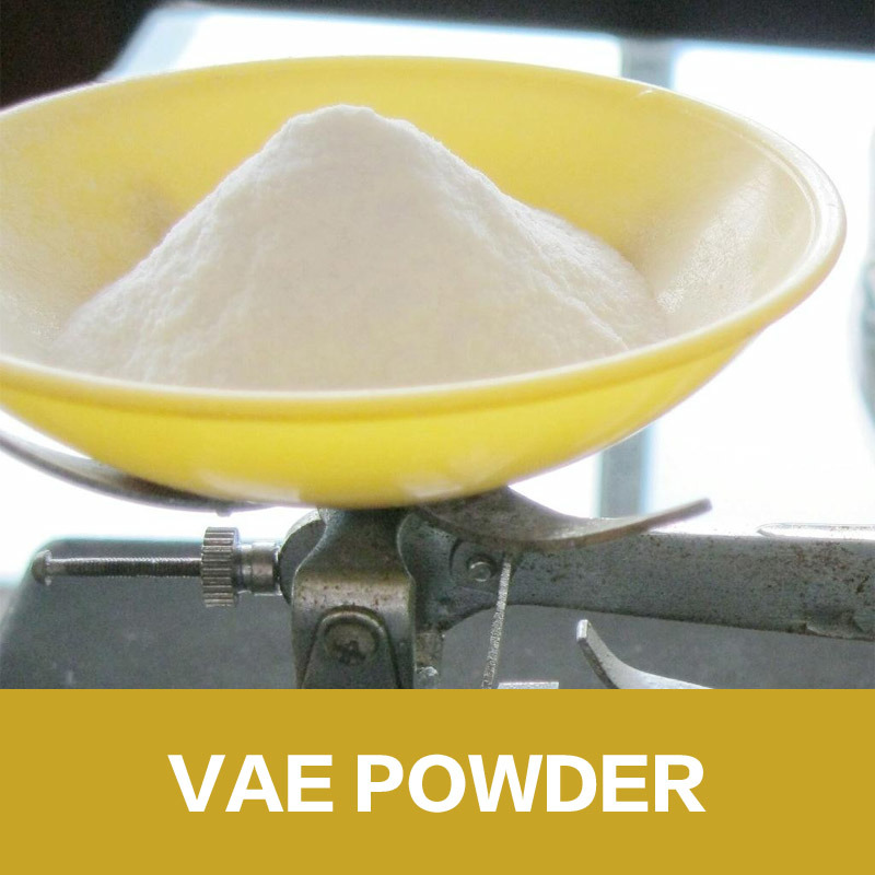 External Insulation and Finish System Admixture Vae Redispersible Polymer Powders