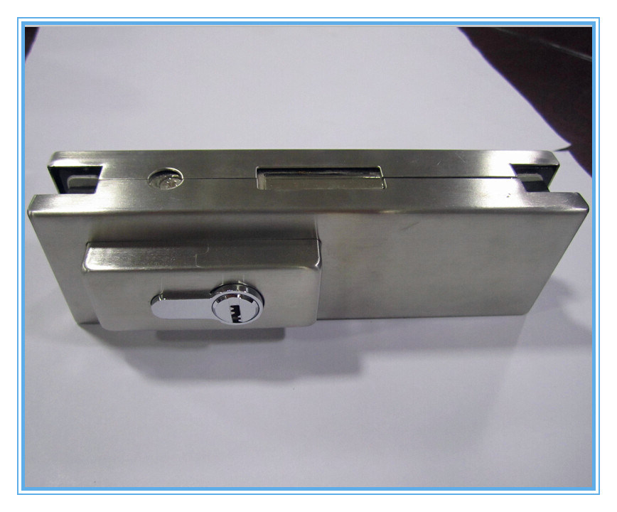 Stainless Steel Patch Fitting with Lock PT-010