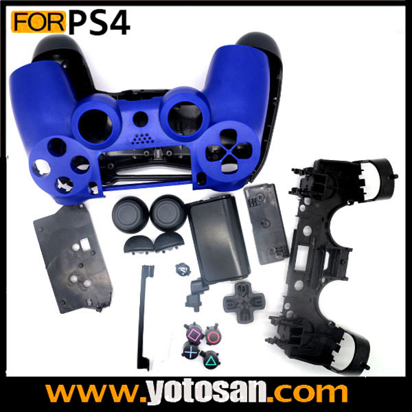 Game Wireless Controller Housing Shell Replacement Parts for PS4