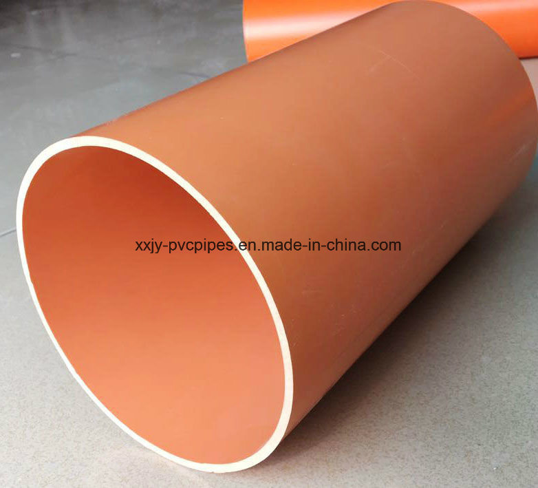 Electric Wires Installation /Reinforcement PVC-U Pipe.