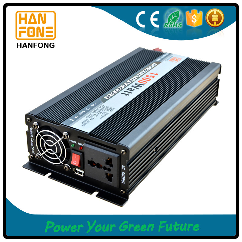 1500W Single Output Type Home Solar Invertor (THA1500)