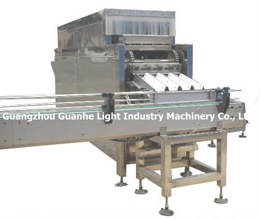Automatic Bottle Washing Drying Machine for Glass Bottles and Jars (GHAC-6-8)