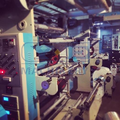 High Speed 6colors PLC Flexo Printing Machine (YT-H)
