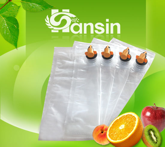 Bag-in-Box for Fruit Juice