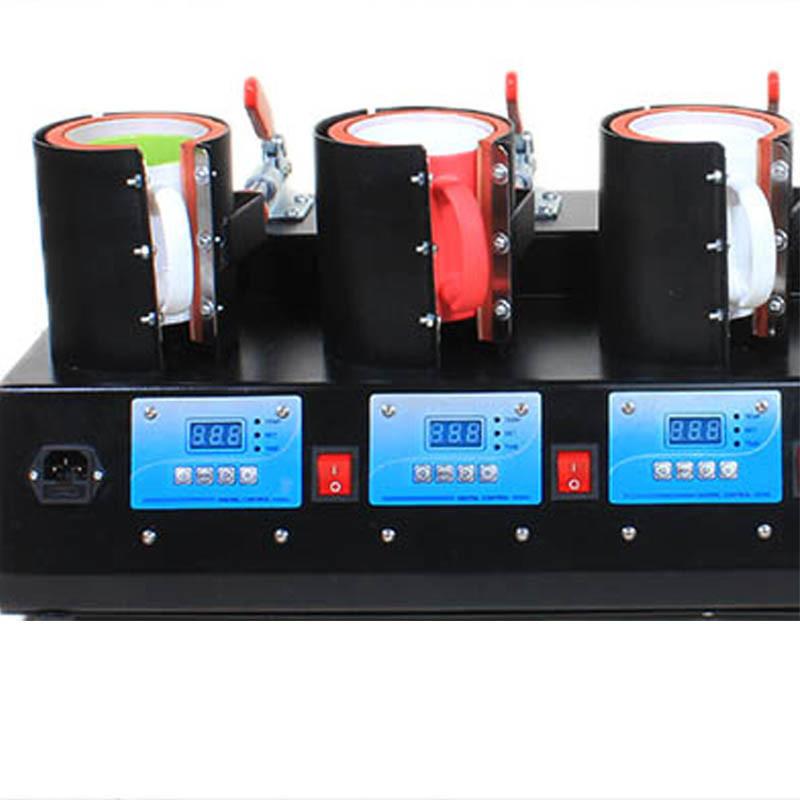 5 Mould Heat Transer Machine