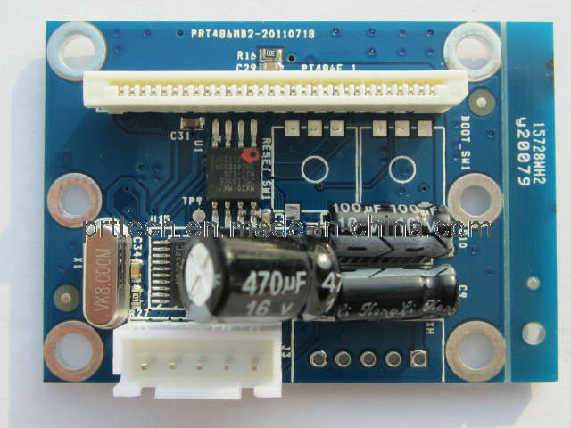 Control Board MBPT486F-B101 (RS232 / TTL)