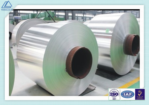 Mill Finish Flat/Plain Aluminum Coil/Rolling Alloy for Air-Conditioner (3003, 3004, 3103, 3105)