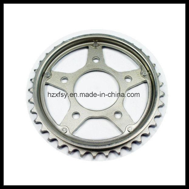 for Honda Motorcycle 37 Teeth Rolling Sprocket