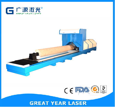 Automatic Rotary Laser Die Cutting Machine for Corruguated Cartons