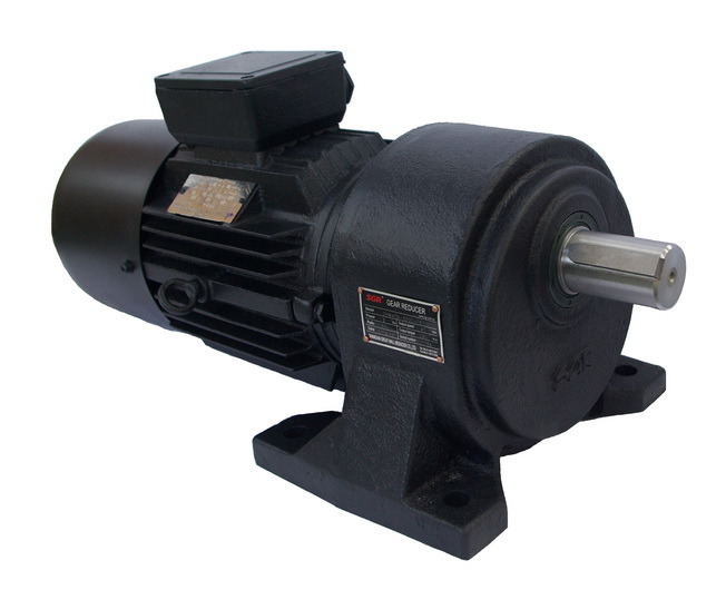 China G Series Helical Geared Motor Photos Pictures Made In