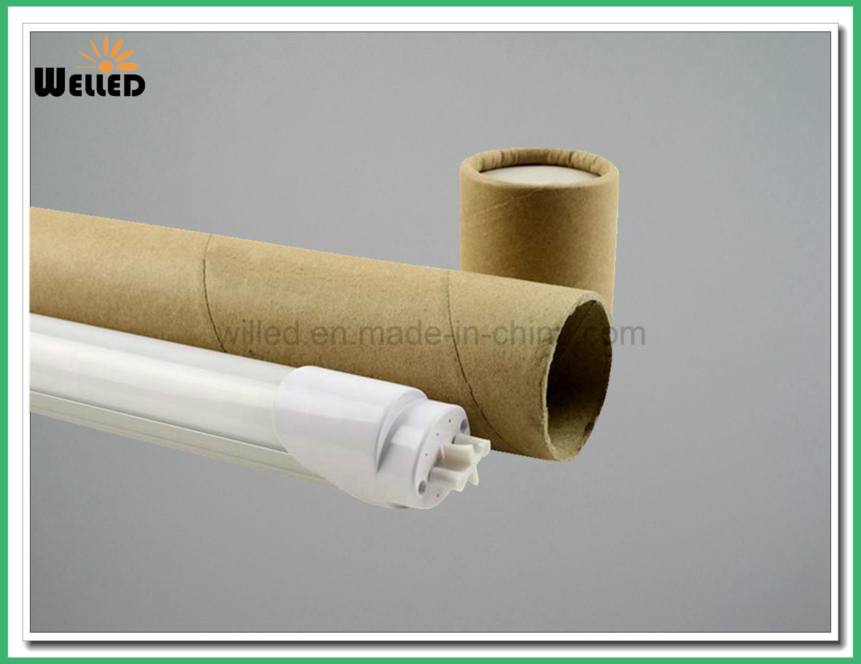 2.4G Remote Control T8 LED Fluorescent Tube Light 18W 22W CCT Adjustable 1.2m 1200mm 120cm