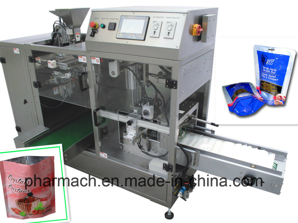 (AP-1BT) Horizontal Automatic Filling and Sealing Package Machine for Stand-up and Zipper Bag