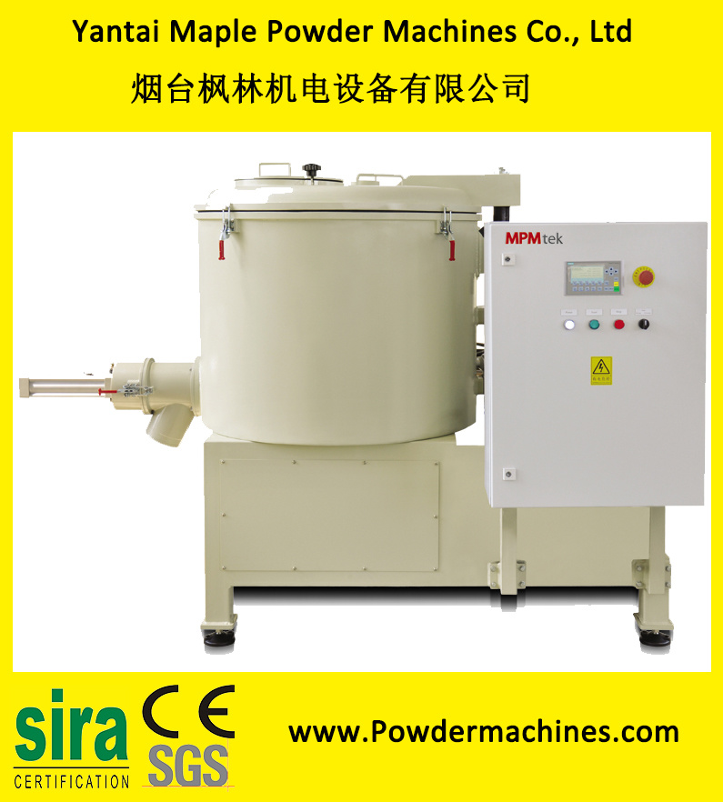 Powder Coating Container Mixer (Stationary) with High Reliability