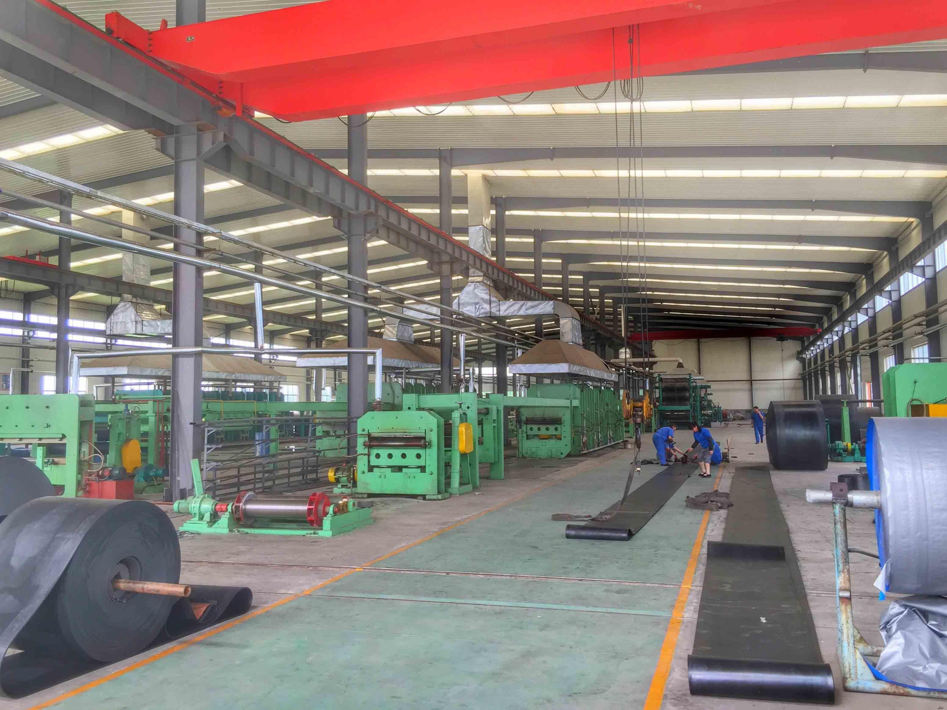 Anti-Tear Conveyor Belt, Tear-Resistant Belt, Anti-Tear Rubber Belt,