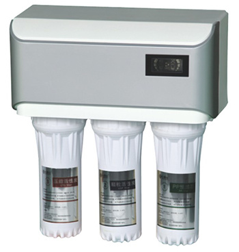 New 5 Grade RO Water Purifier with Dust Cover and LED Display