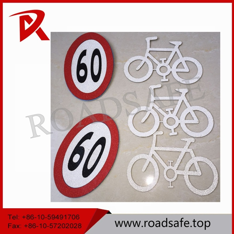 Preformed Adhesive Road Marking Sign Tape