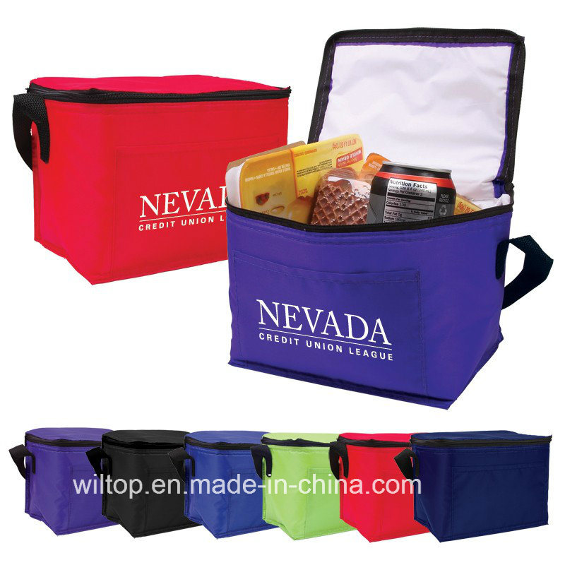 Nylon Oxford 6-Pack Cooler Bags (Bag003)