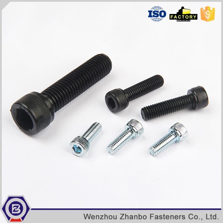 High Strength Steel, Hexagon Socket Countersunk Head Screws, Class 12.9 10.9 8.8, 4.8 M6-M20, OEM
