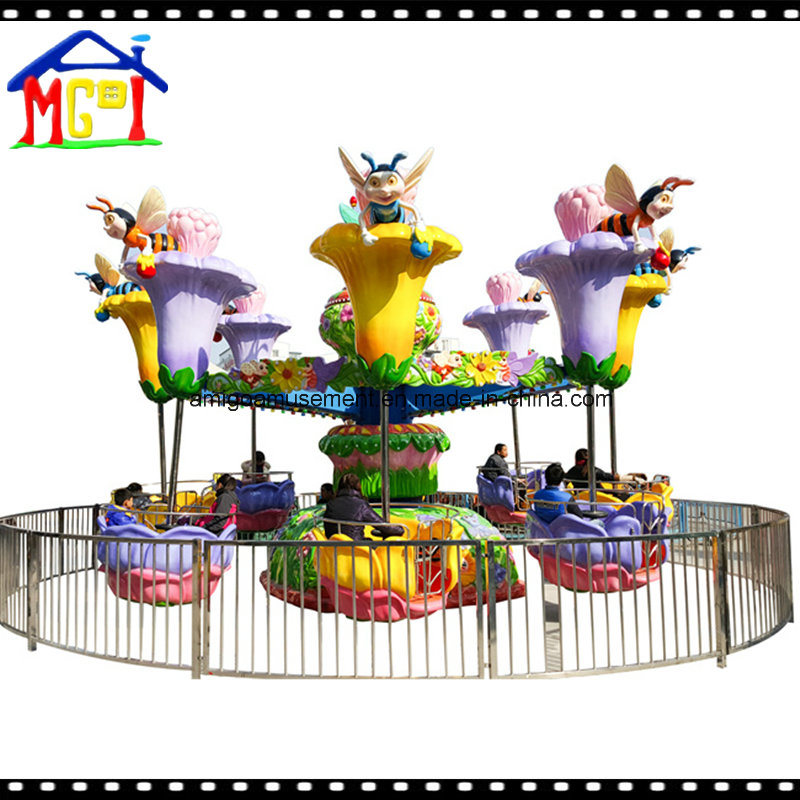 2017 Exicting Amusement Park Ride Free Jerry Fish